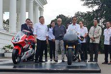 Tengok Spesifikasi Motor Sangar yang Dinaiki Jokowi
