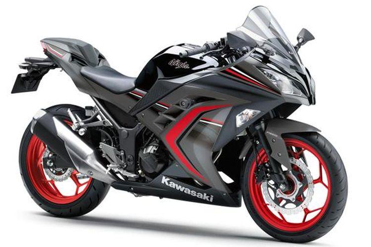 Kawasaki Ninja 250 ABS Special Edition Limited.
