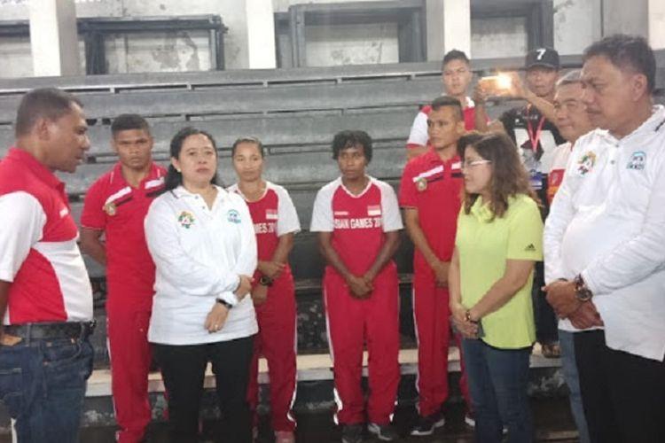 Puan: Persiapan Infrastruktur Asian Games 2018 Sudah 96 Persen