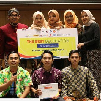 Delegasi Indonesia meraih 3 penghargaan dalam ajang AFMAM ke-4 di Singapura.