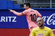 Daftar Top Skor Liga Spanyol, Lionel Messi Bikin Rekor