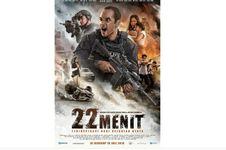 Sutradara Andalkan Teknologi CGI untuk Pembuatan Film 22 Menit