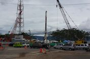 Ada Pembangunan 'Underpass' Exit Tol Pandaan-Malang, Arus Lalin Dialihkan