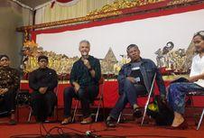 Ganjar Pranowo: Kalau Salah Pilih Pemimpin Bisa 'Gelo'