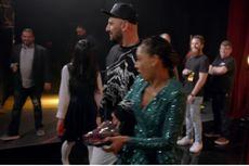 The Sacred Riana Kejar Juri di Belakang Panggung America's Got Talent