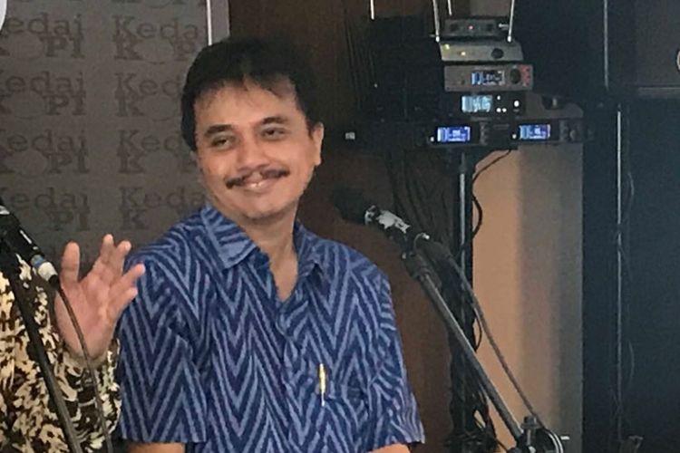 Wakil Ketua Umum Partai Demokrat Roy Suryo.