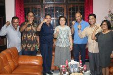 Usai Jalani Tes Kesehatan, Viktor Laiskodat Minta Dukungan Senator Ibrahim Medah