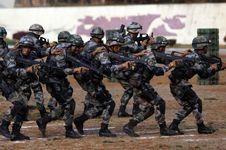 Militer China dan Kamboja Gelar Latihan Bersama
