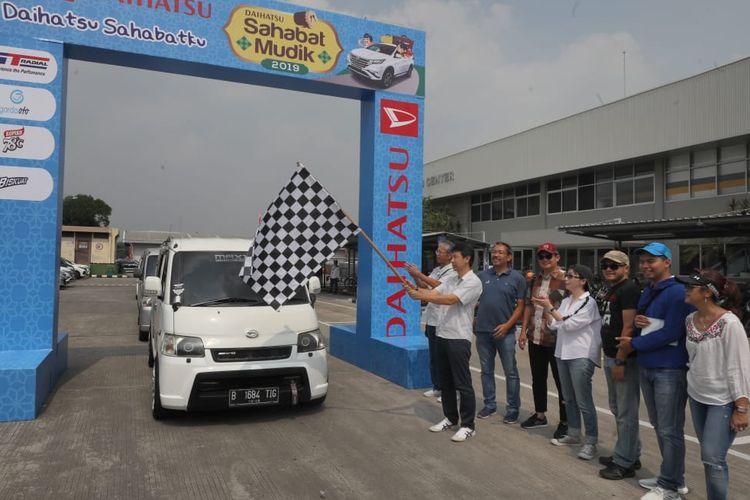 Daihatsu Sahabat Mudik 2019