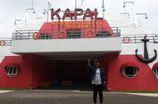 Di Hotel Ini, Pengunjung Serasa Berada di Atas Kapal