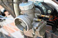 Motor Bekas Versi Karburator Masih Diminati