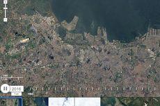 6 Temuan Tak Terduga yang Terungkap lewat Google Earth Selama 2017
