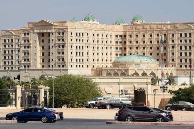 Hotel Ritz-Carlton, Riyadh.