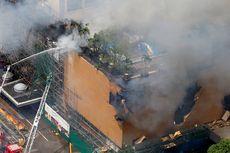 Hotel Mewah di Manila Terbakar, 3 Orang Tewas