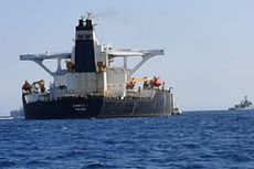 Iran Ancam Sita Kapal Inggris jika Kapal Tankernya Tak Dibebaskan