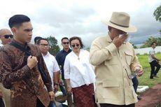 Prabowo: Tidak Akan Ada Penggelembungan Anggaran Infrastruktur