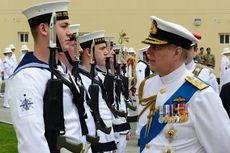 Inggris Buka Pangkalan Militer Permanen Pertama di Timur Tengah