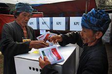 Animo Meningkat, Jokowi-Ma'ruf Menang di TPS Suku Baduy