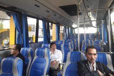 Menhub Turunkan Tarif Bus TransJabodetabek Premium Jadi Rp 10.000