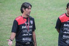 Pekan Keempat Ditunda, Teco Ingin Bali United Lakoni 1 Laga Uji Coba