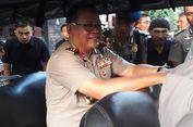Pos Lalu Lintas di Lamongan Diserang, Seorang Polisi Terluka