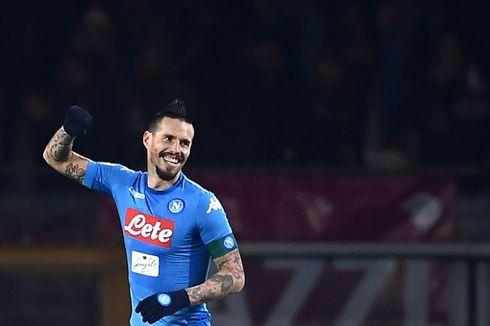 Kapten Napoli, Marek Hamsik, Berharap Juventus Kembali Gagal Menang