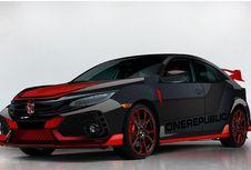 Saat Civic Type R Berkolaborasi dengan OneRepublic