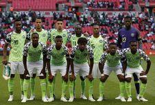 Kostum Timnas Nigeria Dirilis Ulang, Harga 'Resale' Hingga Rp 4,2 Juta