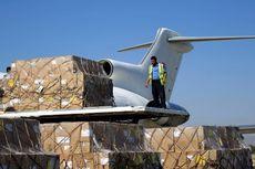 Pesawat Bantuan Medis dan Obat-obatan Akhirnya Mendarat di Yaman