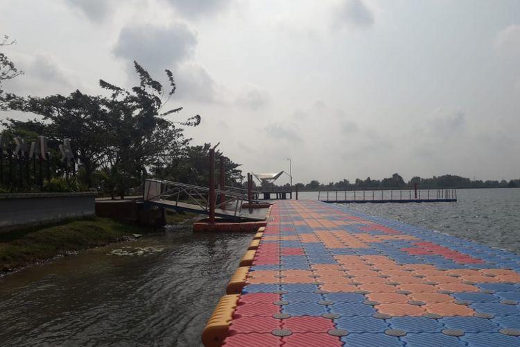 Satu sudut Jakabaring Sport City Center