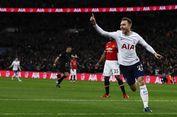 Hasil Liga Inggris, Tottenham Hotspur Kalahkan Manchester United