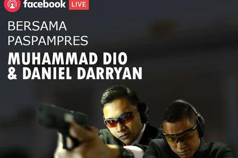 Pukul 14.00, Live Facebook Kompas.com Akan Ngobrol Bareng Paspampres