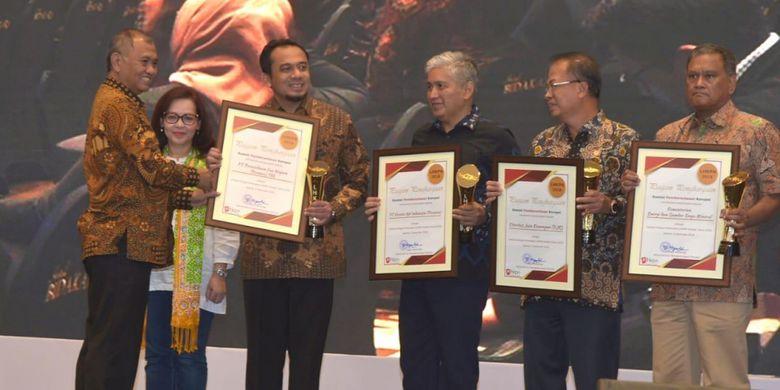 PGN Raih Kembali Penghargaan LHKPN dari KPK