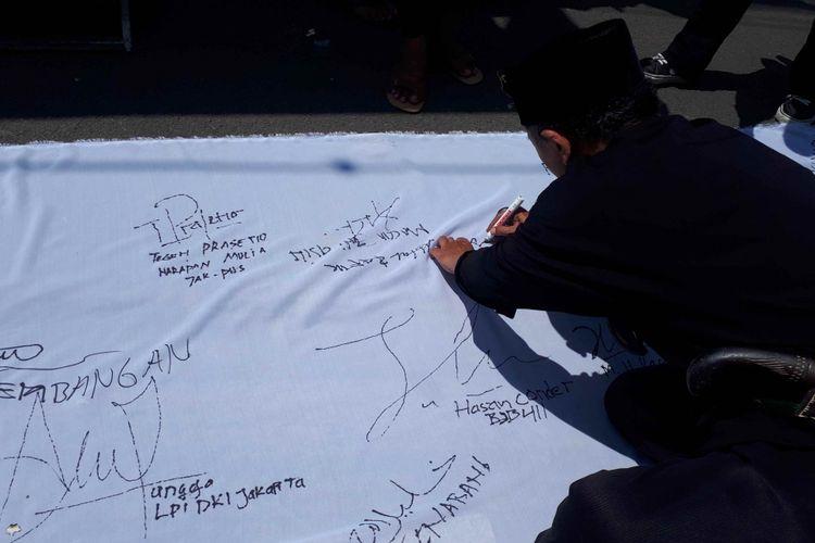 Ormas Ini Ancam Unjuk Rasa Tiap Jumat jika DPRD Tolak DKI Lepas Saham Delta Djakarta
