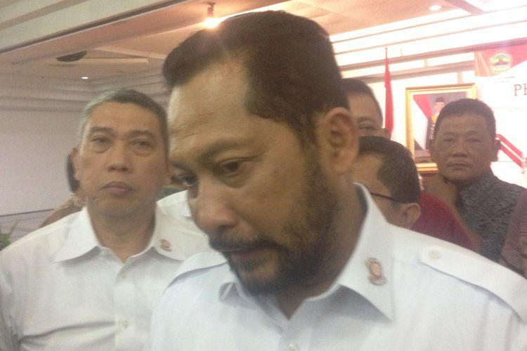 Kepala Badan Urusan Logistik (Bulog) Komisaris Jenderal (Purn) Budi Waseso