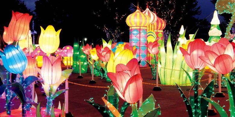 Winter Fantasia adalah event iluminasi yang diadakan sampai dengan 25 Februari 2018. Pada event tahun ini wilayah yang digunakan lebih luas dan ada foto spotnya.