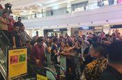 Ditemani Bobby, Jokowi Malam Mingguan di Mall Centre Point Medan