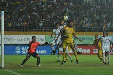Ditahan Persija, Sriwijaya FC Tetap Syukuri Hasil Akhir