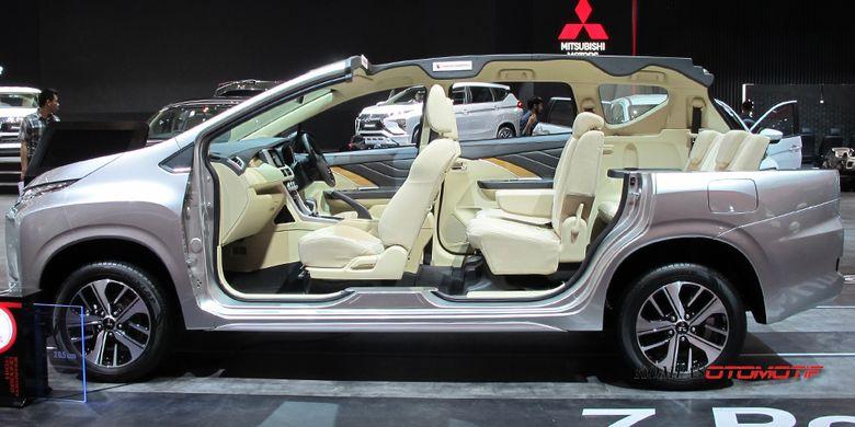 Mitsubishi pakai filosofi Omotenashi pada kabin Xpander