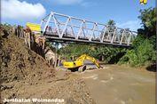 Pemerintah Perbaiki Akses Jalan di Sulawesi Tenggara