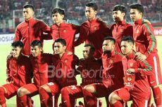 Susunan Pemain Timnas U-19 Indonesia Vs Thailand, Saddil Ramdani Turun