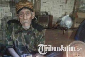 Mbah Arjo, Manusia Tertua di Indonesia yang Meninggal Usia 193 Tahun, Mengaku Pernah Temani Soekarno Ritual