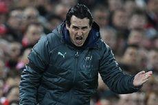 Emery Mulai Pesimistis Arsenal Bisa Finis Empat Besar Musim Ini