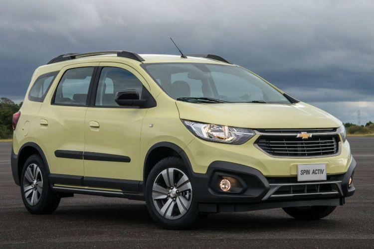 Chevrolet Akan Menghadirkan Pembaruan Spin Kompas