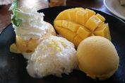 Melahap Dessert Mango 'Aslinya' di Thailand