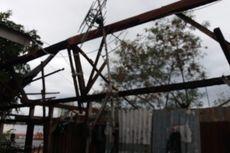 Hujan dan Angin Kencang di Kupang, 5 Rumah Warga Rusak