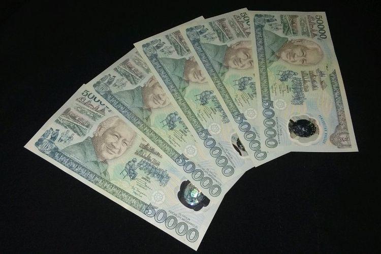 Setelah Reformasi, Uang Bergambar Soeharto Pun Ditolak Pedagang...