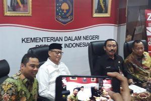 Wali Kota Tangerang Tiba di Kemendagri, Rapat soal Konflik dengan Menkumham