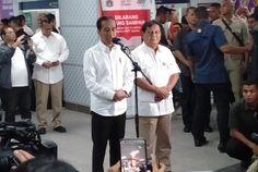 Prabowo: Kadang Kita Saling Mengritik, Itu Tuntutan Politik dan Demokrasi