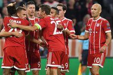 Laga Terakhir Grup B Liga Champions, Bayern dan PSG Berebut Juara Grup